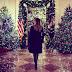 Casa Branca tem decoração de Natal com tema 'Tesouros dos EUA'