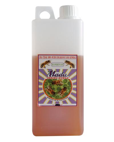 Madu Multiflora Murni