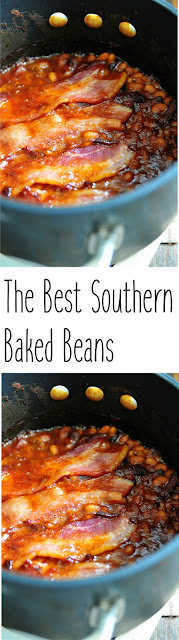 The Best Southern Baked Beans