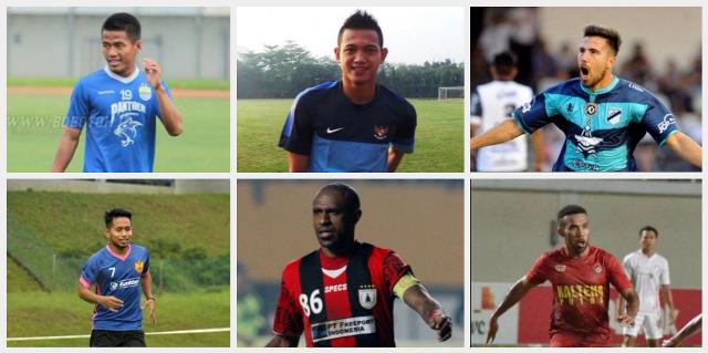 Daftar 6 Pemain Incaran Persib Bandung