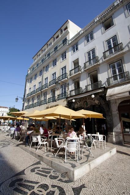Caffé A Brasileira-Lisbona