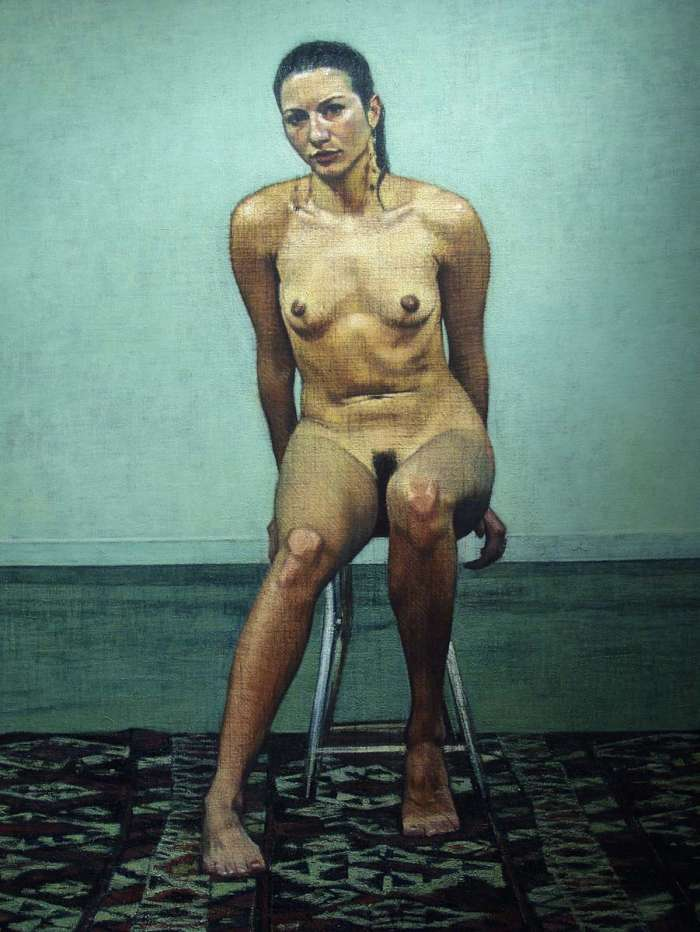 Итальянский художник. Bernardo Siciliano