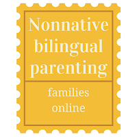 non native bilingual parenting