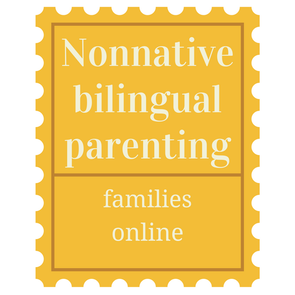 non native bilingual parenting