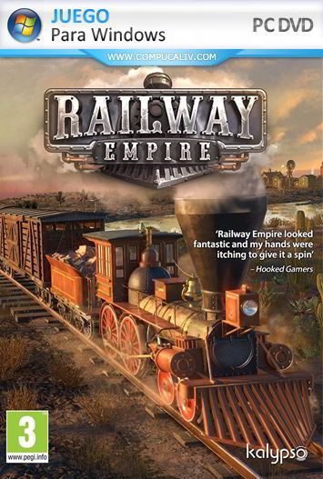 Railway Empire PC Full Español
