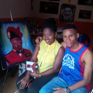 Mary Ogochukwu Nwele with Johnkingsblog in an interview