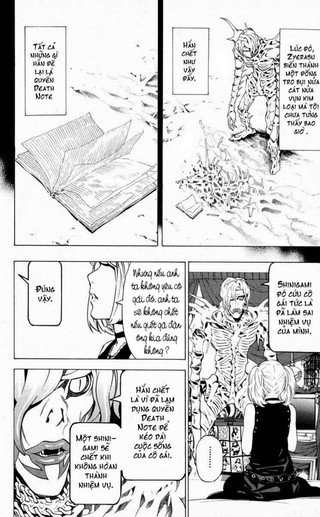 Death Note chapter 027 trang 15