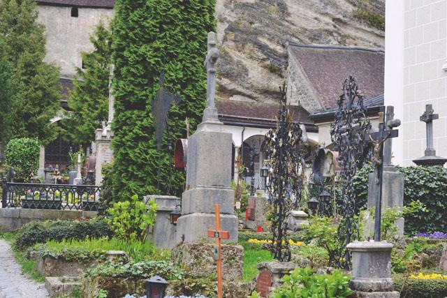 Petersfriedhof Salzburg
