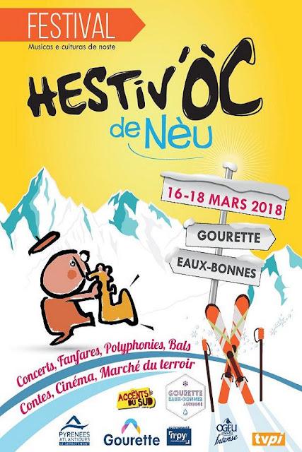 Hestiv'oc de Nèu Gourette 2018