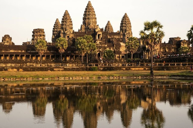 How huge floods and complex infrastructure could have triggered ancient Angkor's demise