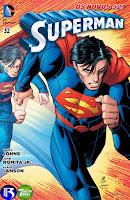 Os Novos 52! Superman #32