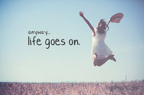 Life Quotes #4 : Cheer Up!