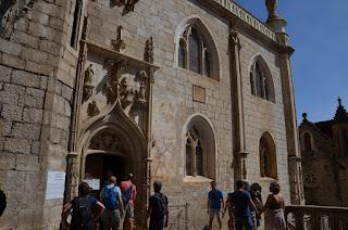 Església de Notre-Dame de Rocamadour