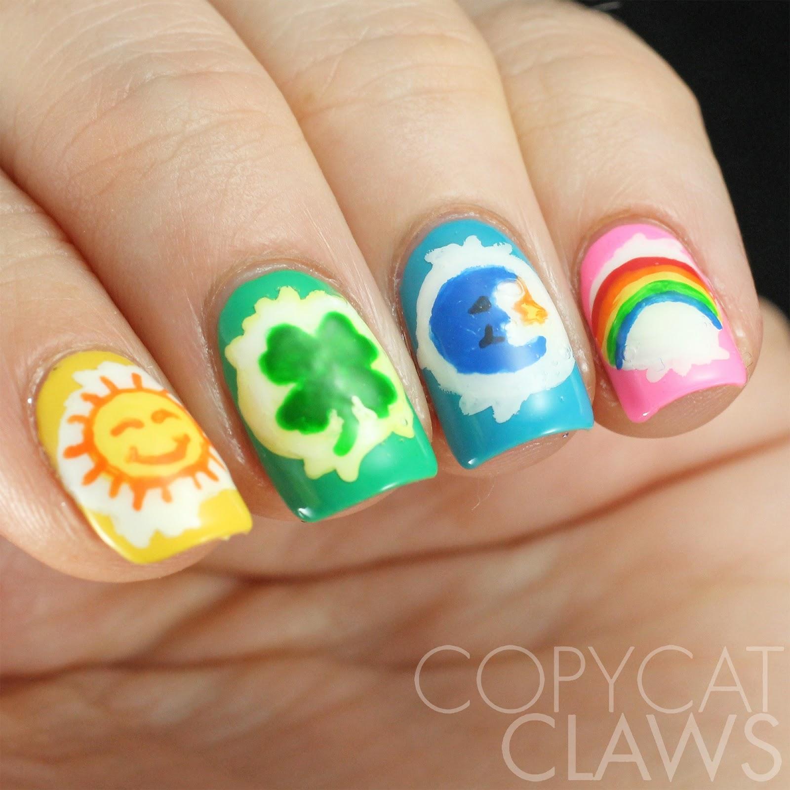 Copycat Claws: 40 Great Nail Art Ideas - Kids TV