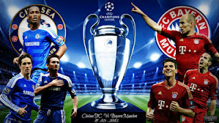 Chelsea VS Bayern Munich Live Stream Online 19 May 2012, UEFA Champion