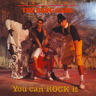 B.B. Jerome & The Bang Gang – You Can Rock It (1991) [CD] [FLAC] [