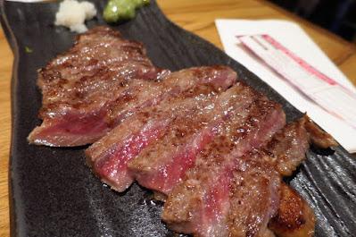 Tampopo, wafu steak