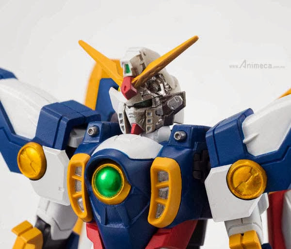 ROBOT SPIRITS SIDE MS WING GUNDAM FIGURE GUNDAM W