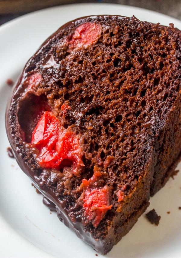 Fudge Glaze For Bundt Cake