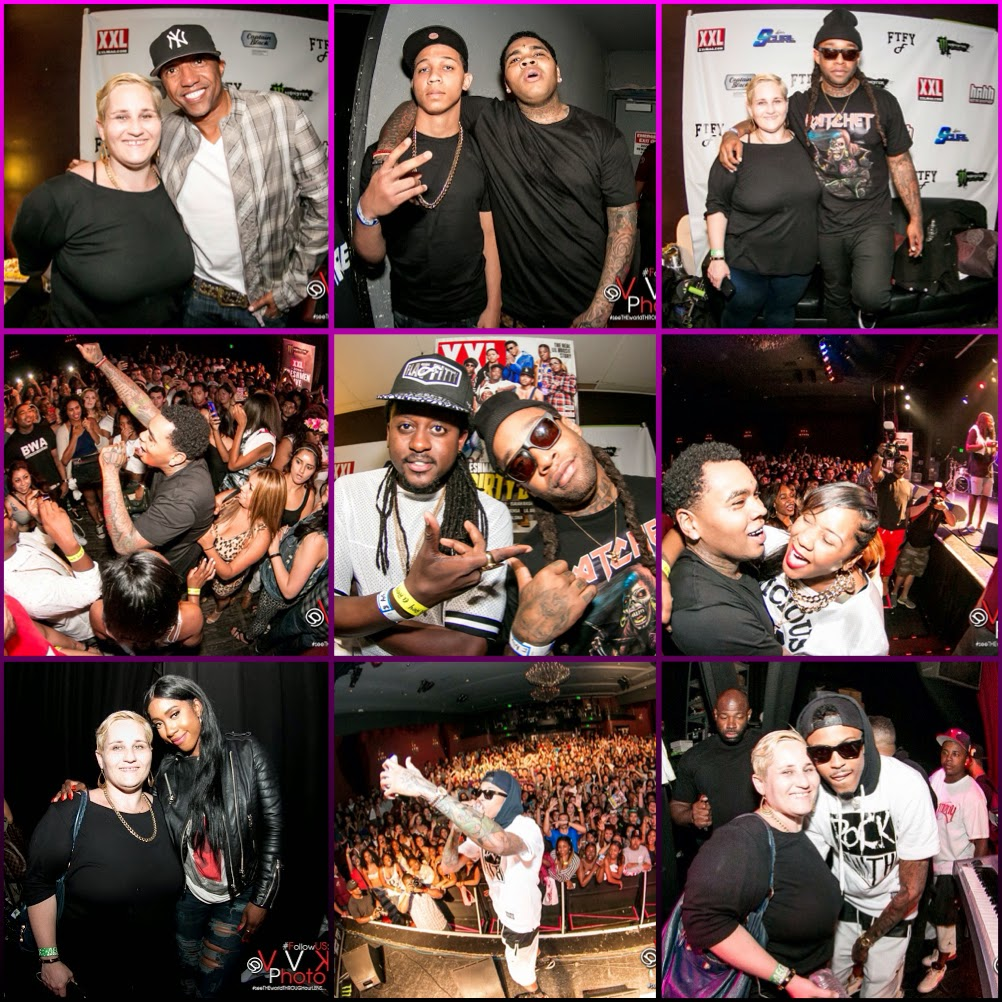 XXL Freshman Shut Down the El Ray Theatre in Los Angeles ...