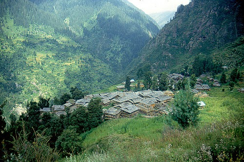 Parvati valley, Parvati valley Himachal