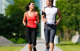 Olahraga Membahagiakan Bersama Pasangan