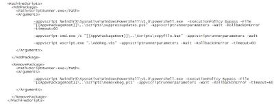 xml documentation file msbuild
