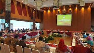 Diundang BNPB di Jakarta, Bupati Bima Paparkan Renaksi Pasca Bencana