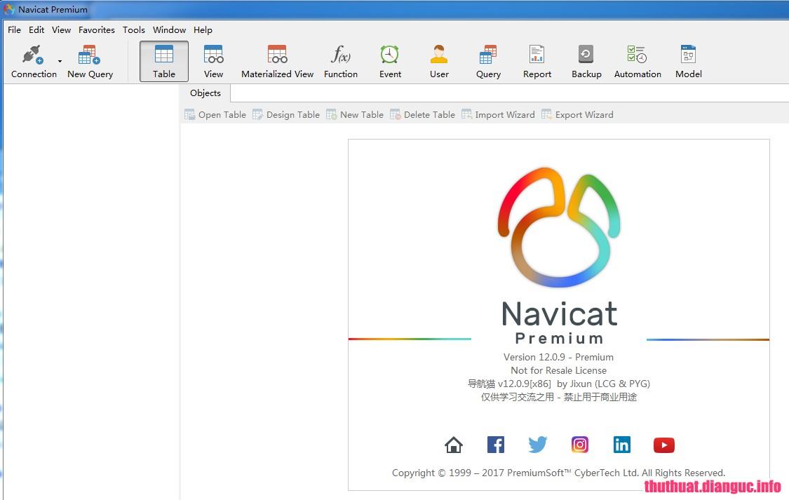 Download Navicat Premium 12.1.9 Full Cr@ck
