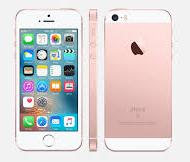 Globe iPhone SE Rose Gold