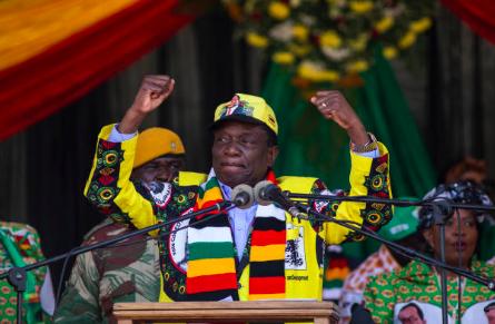 Zimbabwe: Emmerson Mnangagwa formally invested president