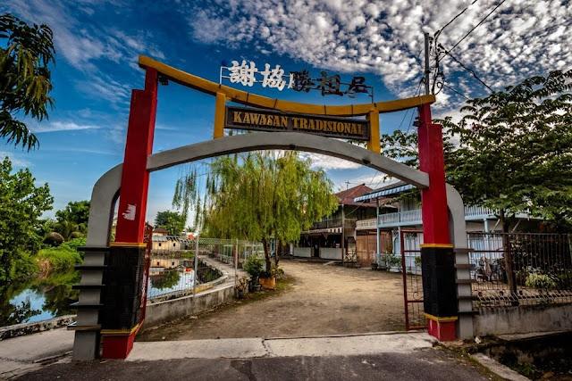 Menjelajahi Wisata Sejarah di Kawasan Tradisional Kota Singkawang Kalimantan Barat