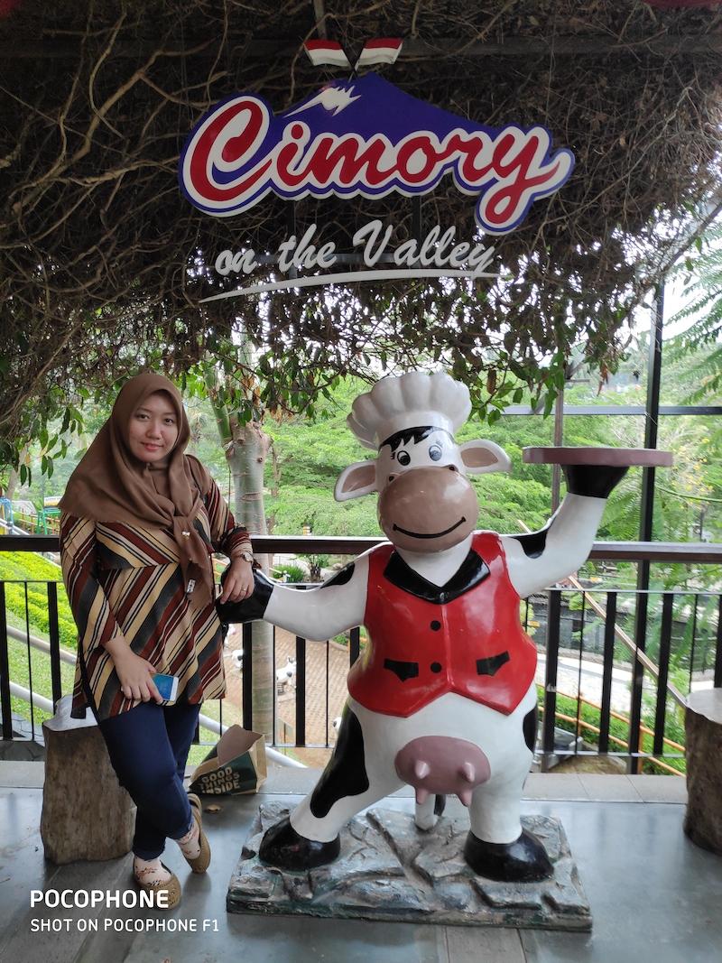 Wisata Cimory On The Valley Bawen, Semarang