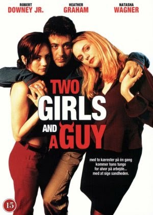 Two Girls and a Guy 1997 Hindi Dubbed Dual Audio DVDRip 300mb