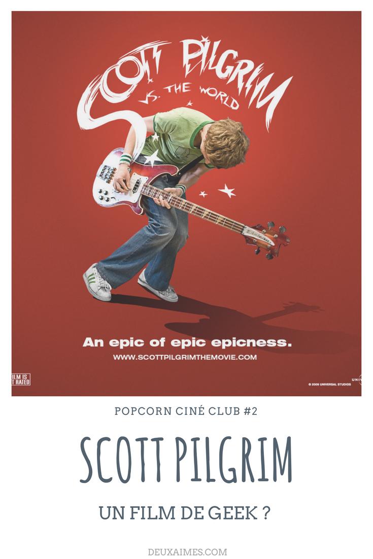 Scott Pilgrim, un film de Geek ? Avis - Critique - Ciné - DeuxAimes