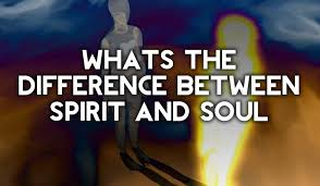 WHAT IS THE DIFFERENCE BETWEEN THE SPIRIT AND THE SOUL OF MAN?