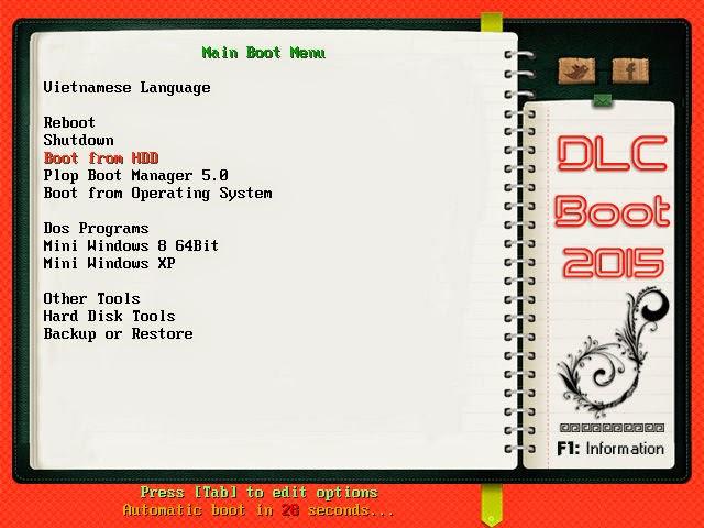 DLC Boot 2015 2.0 Build 150125