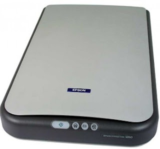 Epson Perfection 1260 J121A Photo Scanner Driver Download