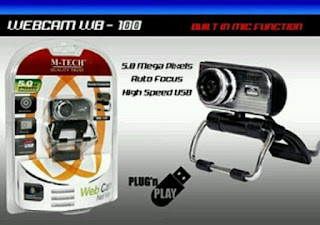 Model M-Tech Webcam 5MP WB 100