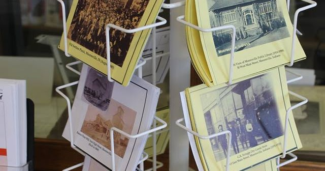 Mooresville Indiana Treasure Trove Free Local History Postcards Amp Flashcards