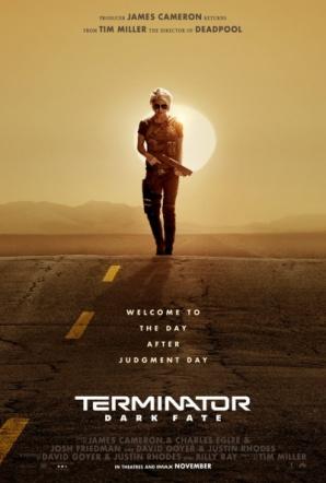 Decepcionante primer trailer de Terminator: Destino Oscuro