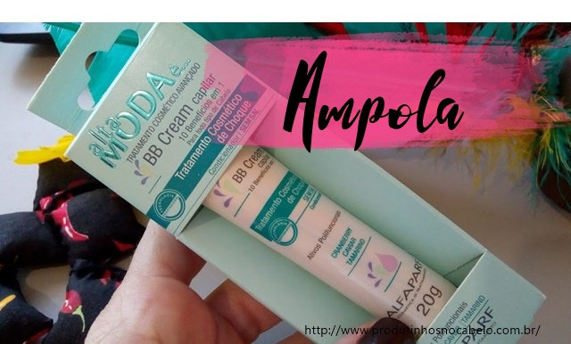 Ampola BB Cream Alta Moda