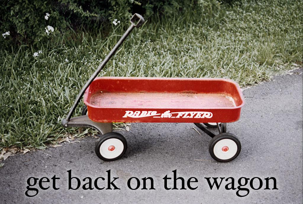 Free Ideas Back On The Blogging Wagon