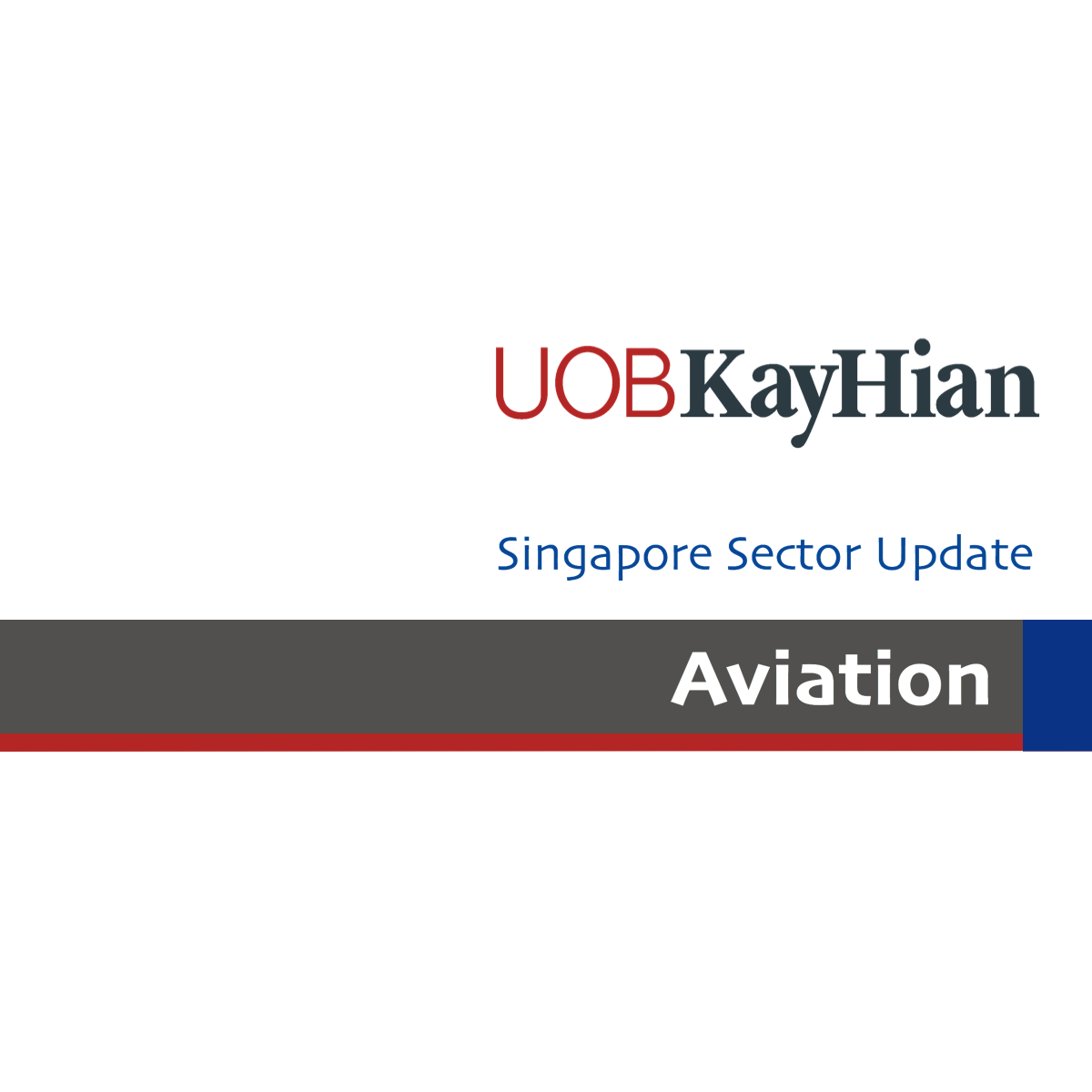 Aviation – Singapore - UOB Kay Hian 2017-04-05: Decline In Flight Movements Suggests Varying Fortunes For Airlines And Ground Handlers