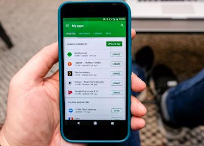Cara Mengembalikan Aplikasi Yang Terhapus Di Android Dengan Mudah