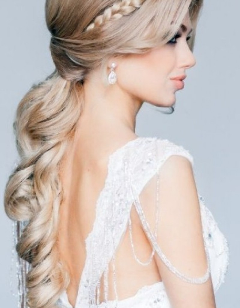 simple wedding hair style easy wedding hairstyles exquisitely striking and 5042