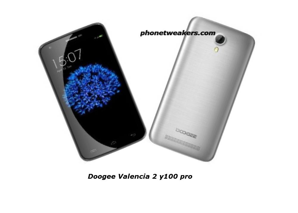 Download Doogee Valencia 2 Y100 Pro Stock And Custom Cwm