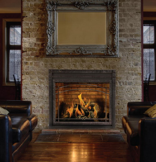 Several Things You Need to Know About Direct Vent Fireplaces  Home Design Ideas