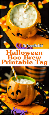 How fun is this! Give a sweet treat this Halloween with these printable Halloween tags. Tags have a cute poem for Boo Brew that will be a sweet treat for any trick or treater, class party, or Trunk or Treat night.