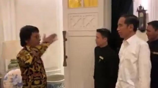 Video Siap Presiden Jokowi Viral, Sandiaga: Dia Memang Presiden....